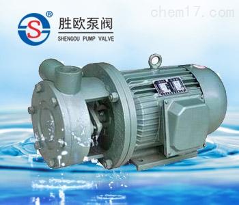 W型單級旋渦泵