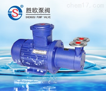 CW型不锈钢磁力漩涡泵
