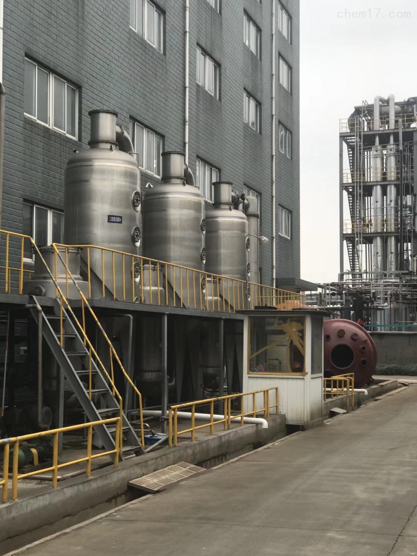 钛材三效蒸发器二手钛材三效蒸发器回收价格