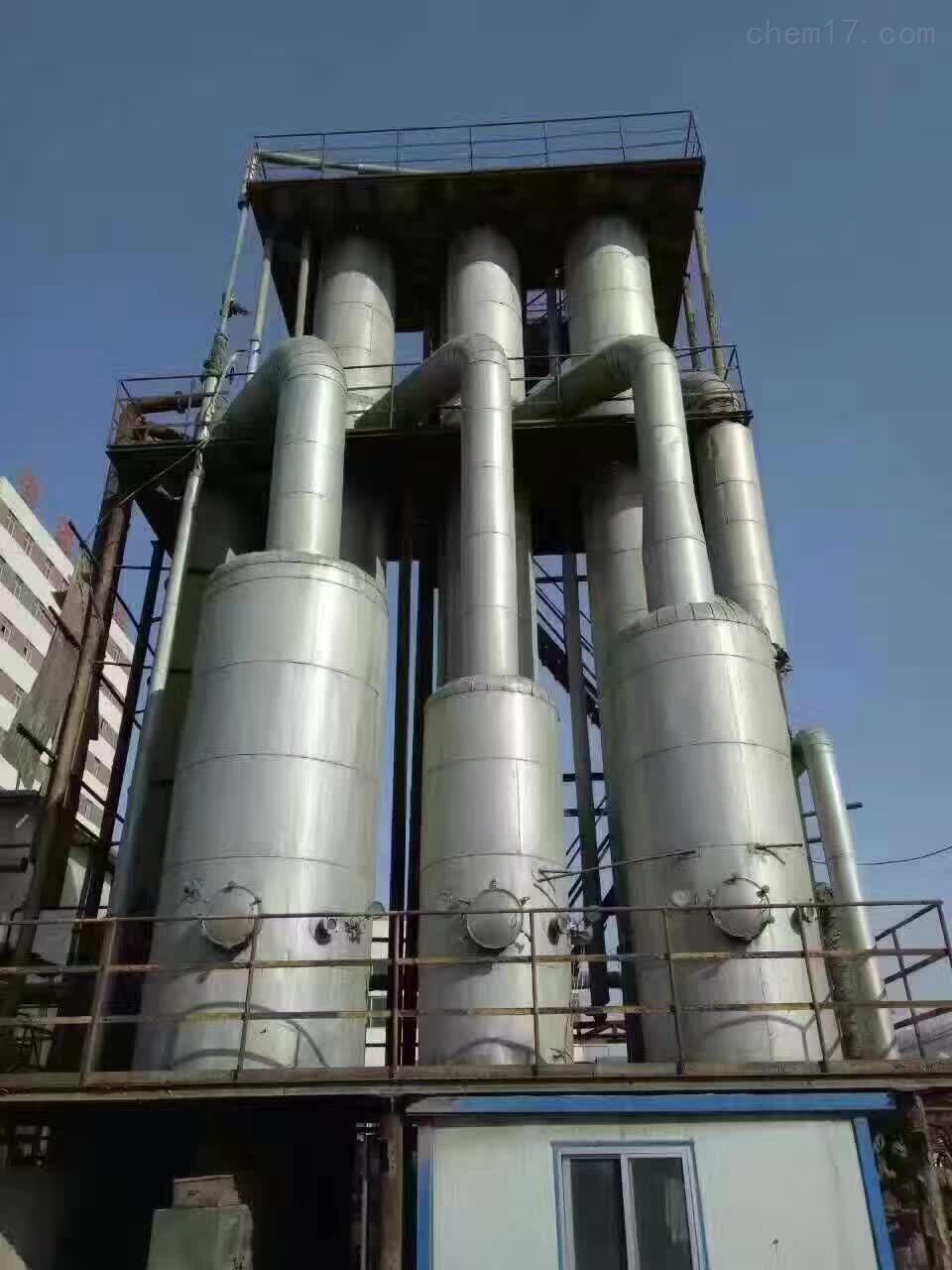 3000L菏泽回收二手钛蒸发器
