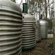 回收二手不锈钢反应釜·化工设备