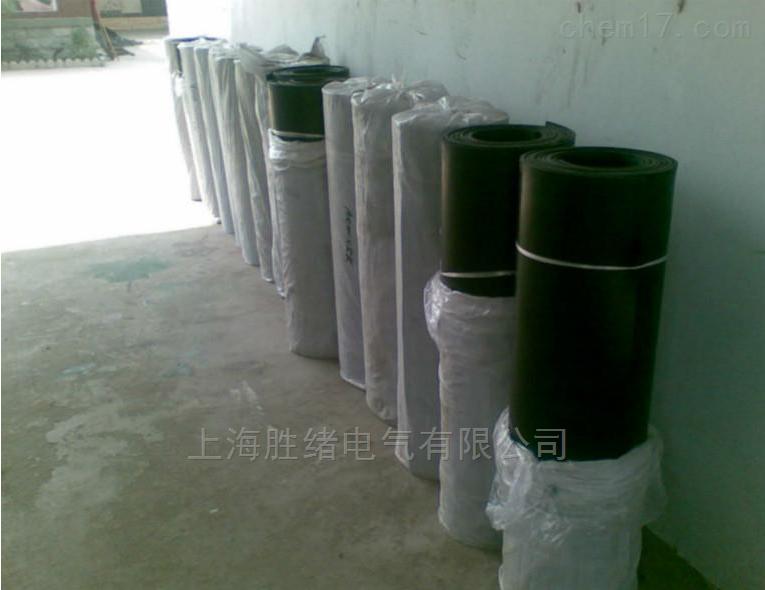 SX-耐酸绝缘橡胶板