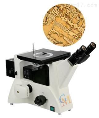 6XC郑州无限远倒置金相显微镜