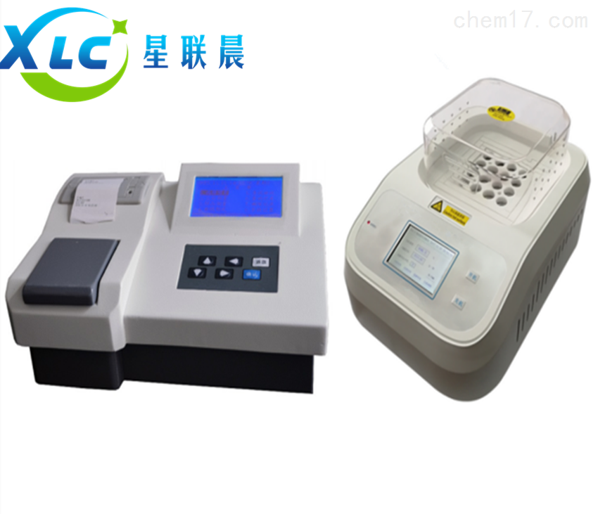 星晨生產智能實驗室總磷水質分析儀XCL-2A