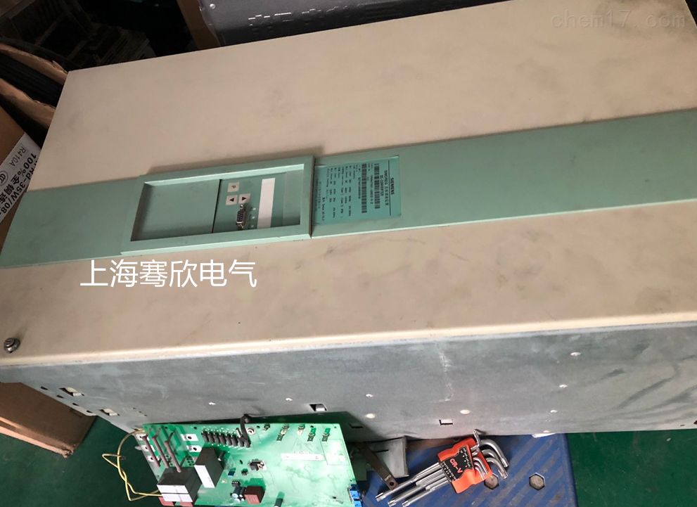 西门子直流调速器继电器不吸-专业修理检测