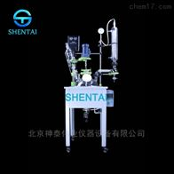 10L河南玻璃反應釜