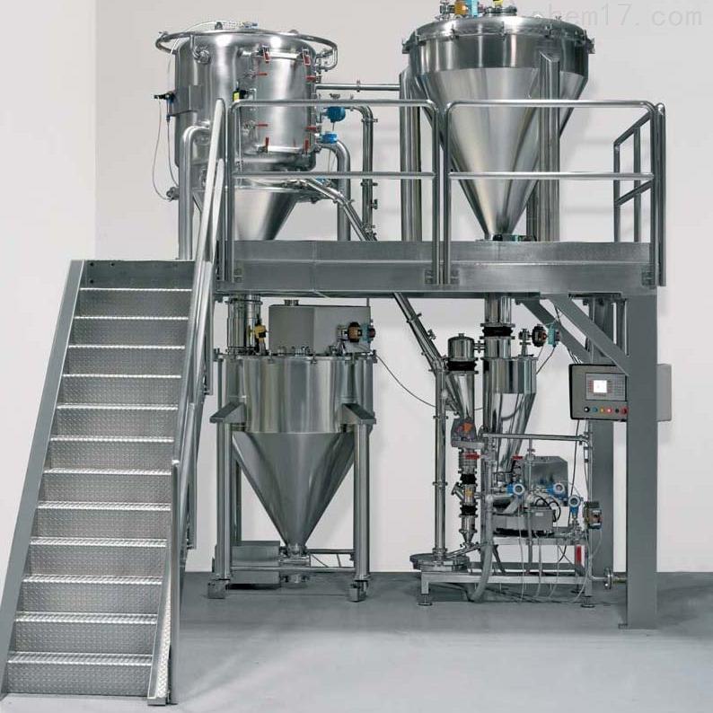 生产中试型超微气流粉碎机