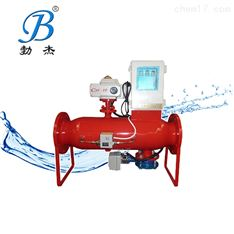 上海勃杰全自动反冲洗过滤器