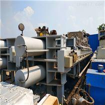 回收二手板框式压滤机价格
