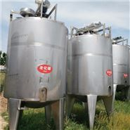 山东二手吨罐 各种二手不锈钢罐容器价格