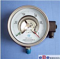 YXC-60BF/100BF/150BF不锈钢电接点压力表