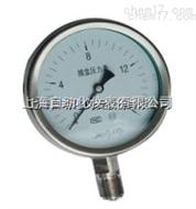 YE-100YE-100膜盒压力表 0-0.1Mpa