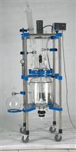 双层玻璃反应釜 (10L) 型号: F-10