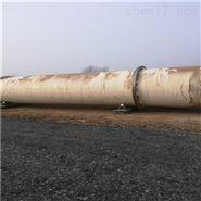 二手2.0*20米复合肥滚筒烘干机生产线
