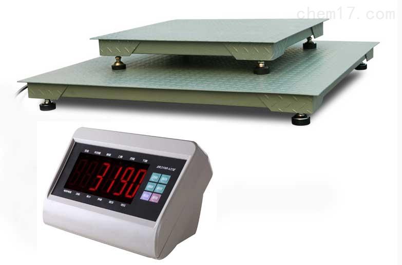 上海耀华5吨电子地磅价格