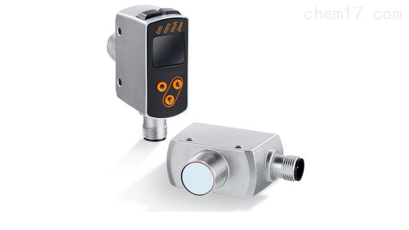 德国IFM易福门压力传感器