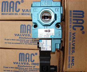 MAC电磁阀27系列安装和服务注意事项