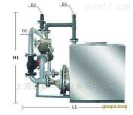 TJSP-15-20-2.2/2污水提升一体化设备