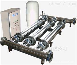 静音管中泵变频供水设备