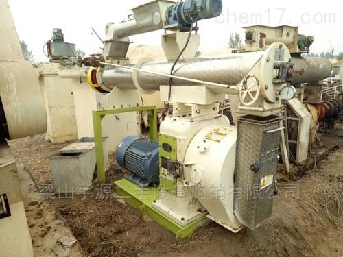 二手25-42型饲料加工成套设备、造粒机型号