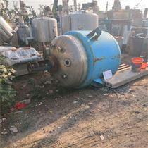 低价转让二手5吨不锈钢反应釜