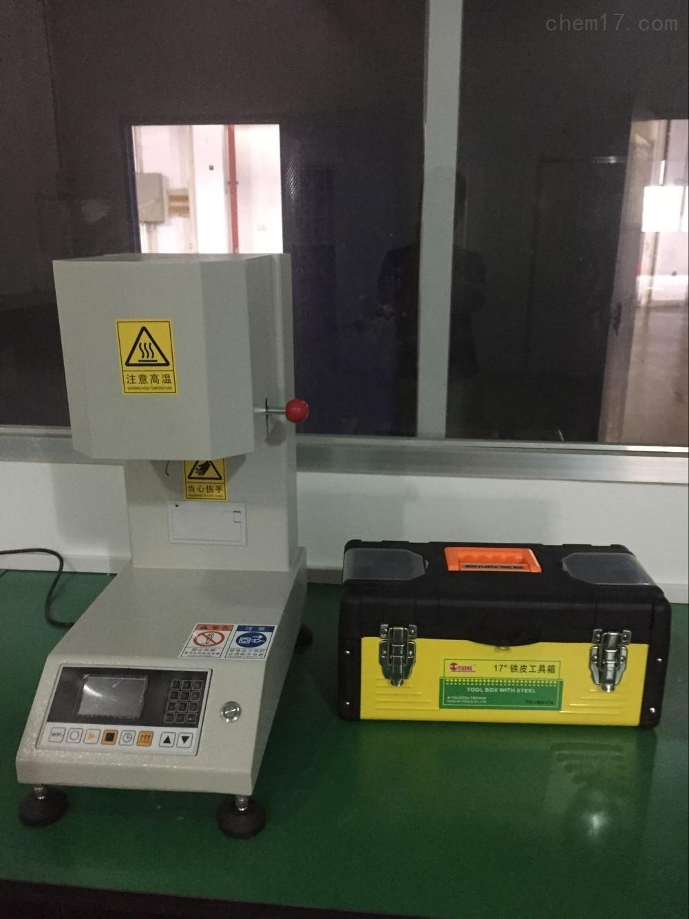 熔体流动测试仪