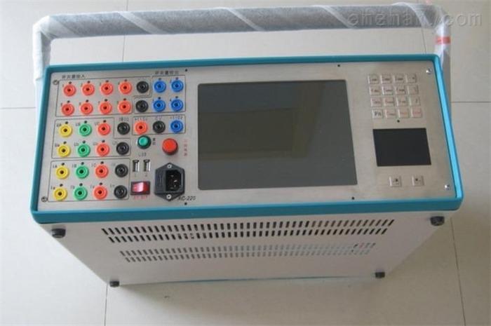 三相繼電保護測試儀試驗系統