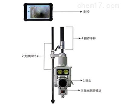 济南排水管道QV潜望镜检测