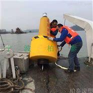 水面漂浮定点标漂浮警示航标抛锚固定