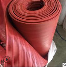 红色绝缘垫