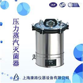 XFS-280A+手提式灭菌器|煤电两用不锈钢型