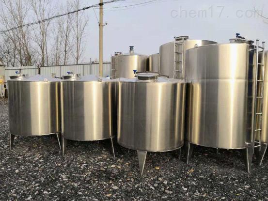 二手不锈钢立式储罐厂家