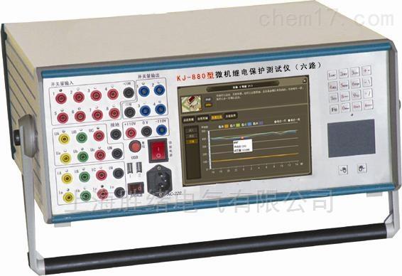 HD3382数字继电保护测试仪