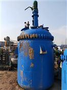 5吨长期出售二手5吨搪瓷反应釜