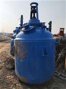 二手5立方搪瓷反应釜供应