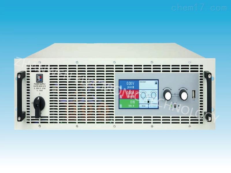 EA-PSI 9000 3U系列可编程直流电源