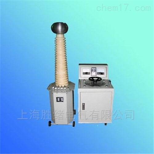YHGPY系列-5KVA/50KV高压试验变压器