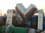 长期供应二手1000升V型不锈钢混合机