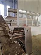 二手10米流化床震动干燥机