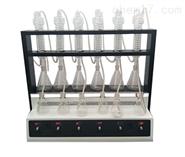河南挥发酚蒸馏器JTZL-6C多功能萃取装置