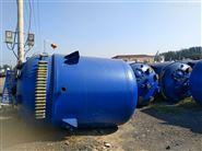 长期出售二手3吨电加热反应釜