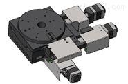 深圳 台面120mm XYR轴电动三维微调架