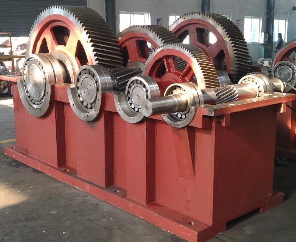 供:ZSH125-56-1圆柱齿轮减速机