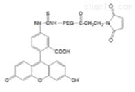 荧光PEG衍生物FITC-PEG-MAL荧光素聚乙二醇马来酰亚胺