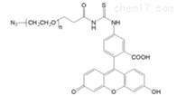PEG衍生物FITC-PEG-N3荧光素聚乙二醇叠氮荧光PEG