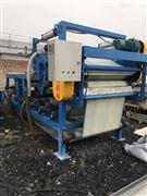 回收设备脱水率高赌博金沙送38彩金带式压滤机