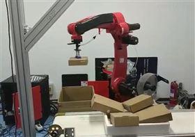 無序分揀機器人