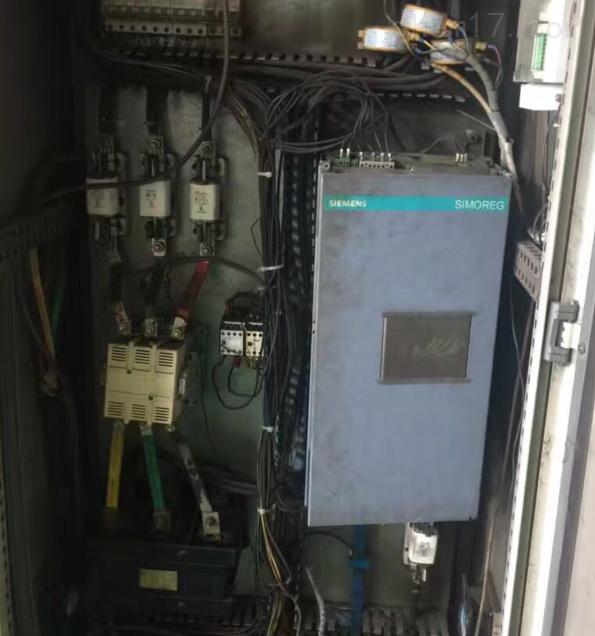 西门子直流变频器6RA28报F12/当天修复报警