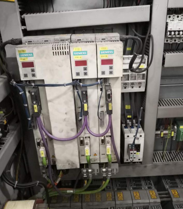 西门子变频器6SE70过热/过载快速修复问题