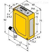 BSO1L1.4M-Q60-ADZ38X5-MQ1德国turck图尔克光电传感器进口正品